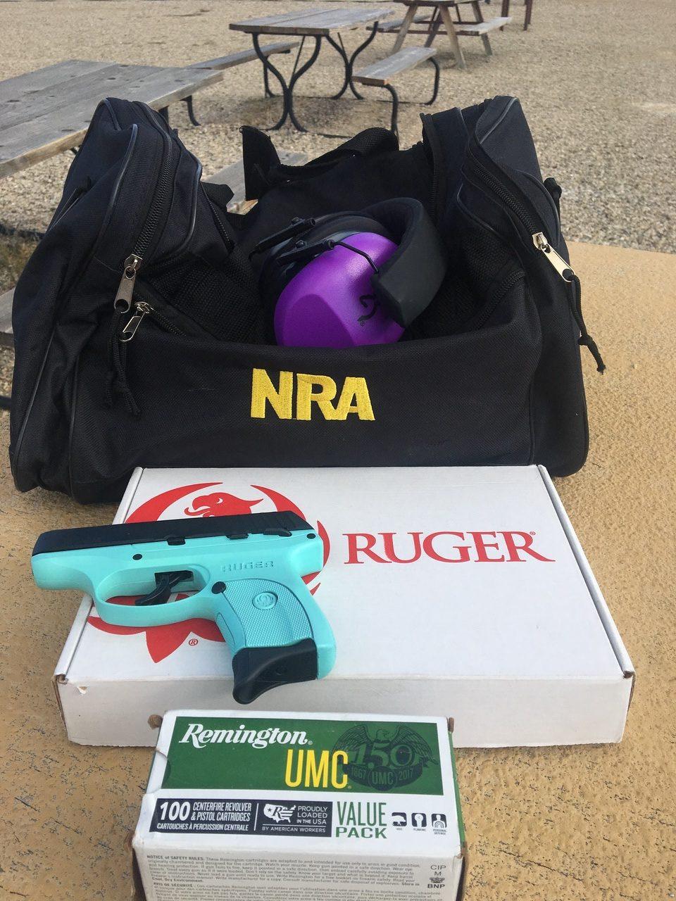 Range Day Ruger