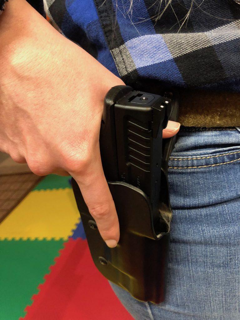 Pistol Draw Cerino 3