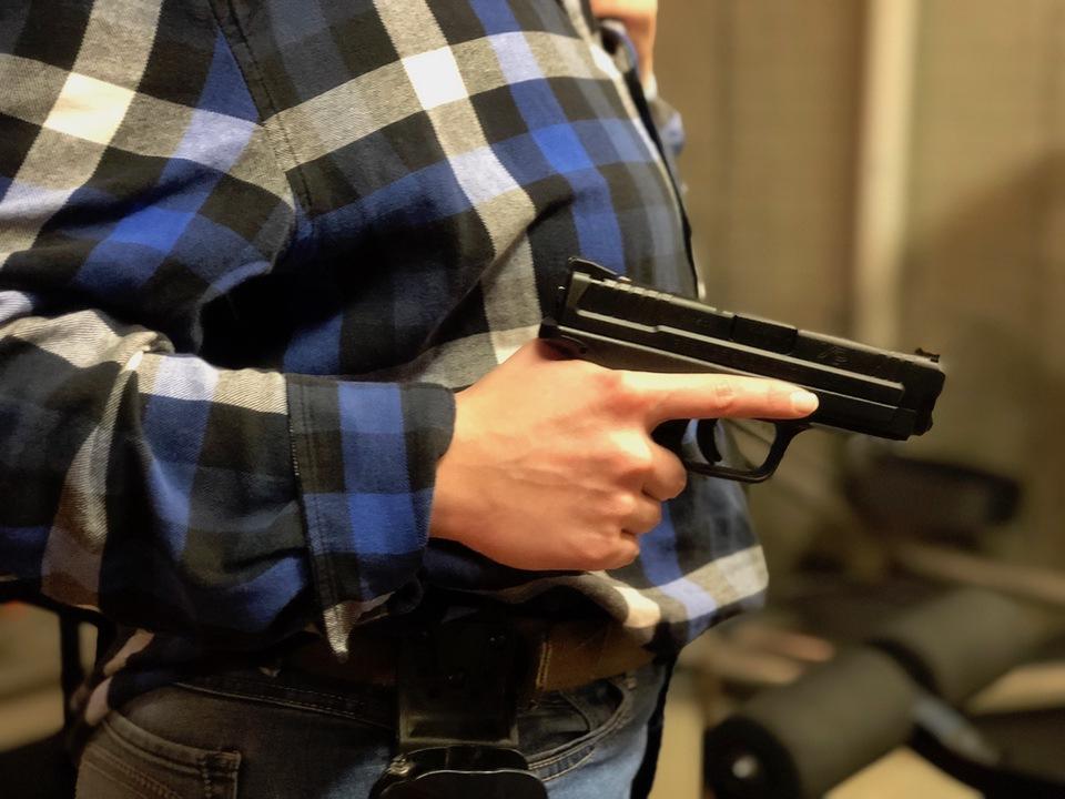 Pistol Draw Cerino 4