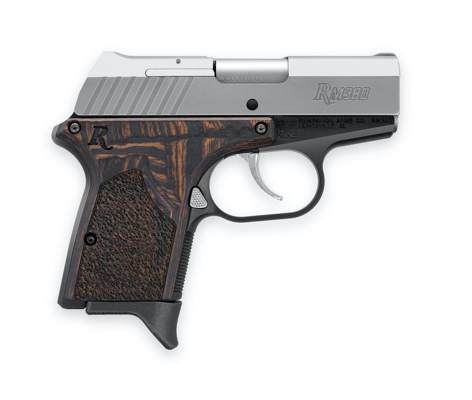 Remington RM380 Executive micro pistol