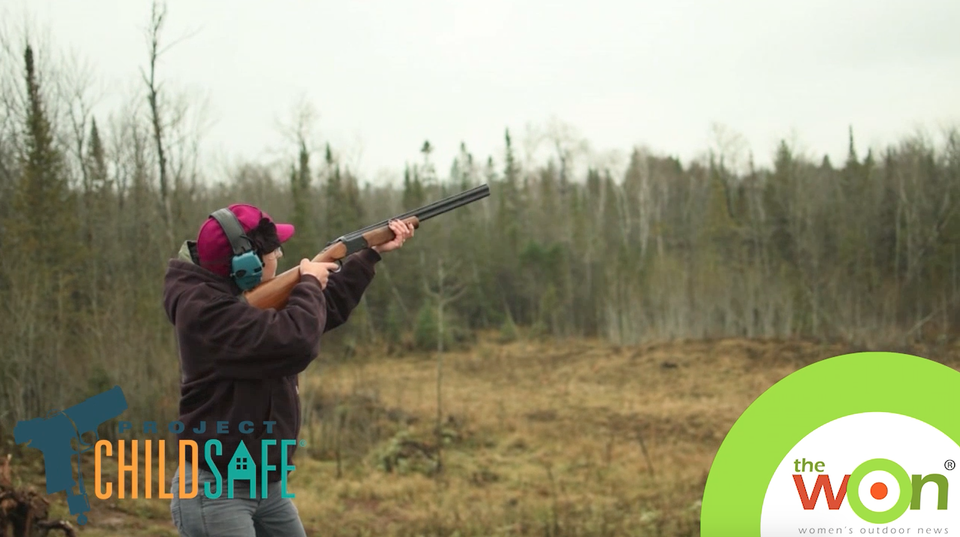 Project ChildSafe Ali Juten sporting clays 2 Shooting Clays