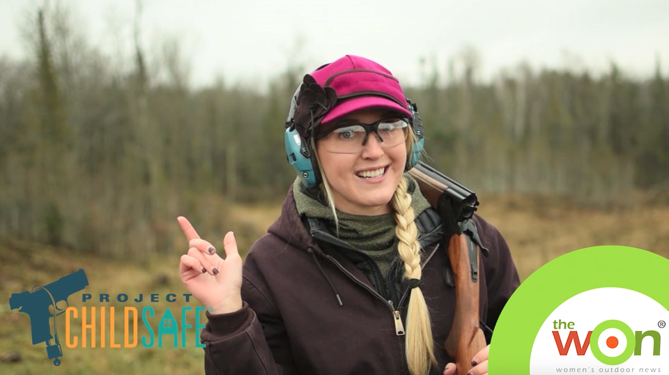 Project ChildSafe Ali Juten sporting clays