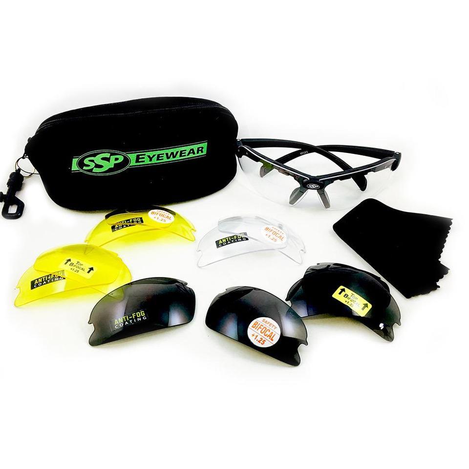 SSP Eyewear Ultra Kit American National Standards Institute ANSI
