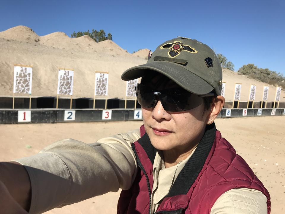 SSP IL Ling New Gear Review: Safety On the Range with SPP Eyewear
