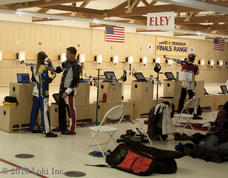 air rifle range colo springs