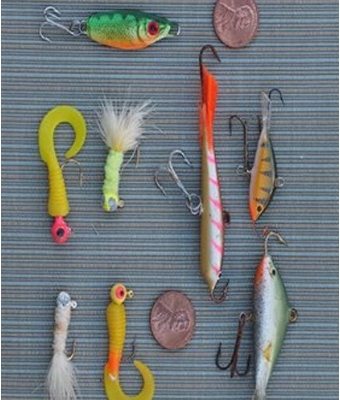 fishing lures feature