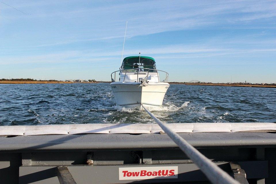 BoatUS Tow boat