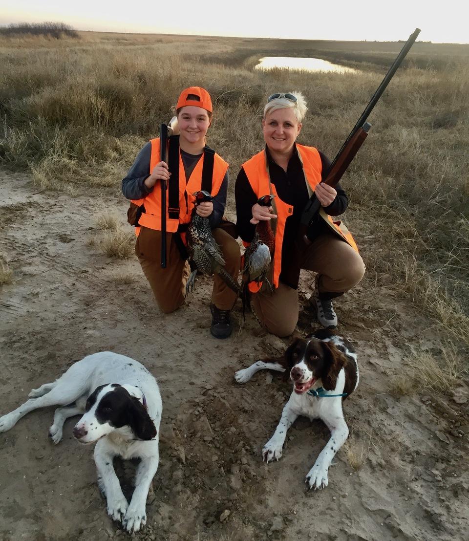 Cerino Birddogs Kansas Pheasant Hunt
