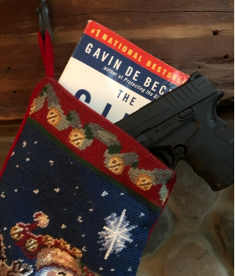 Firearms enthusiast gift feature