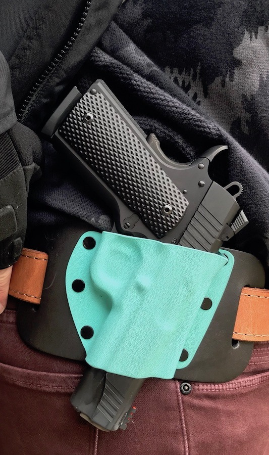 Crossbreed Snapslide Tiffany Blue Concealed Carry Holsters from CrossBreed