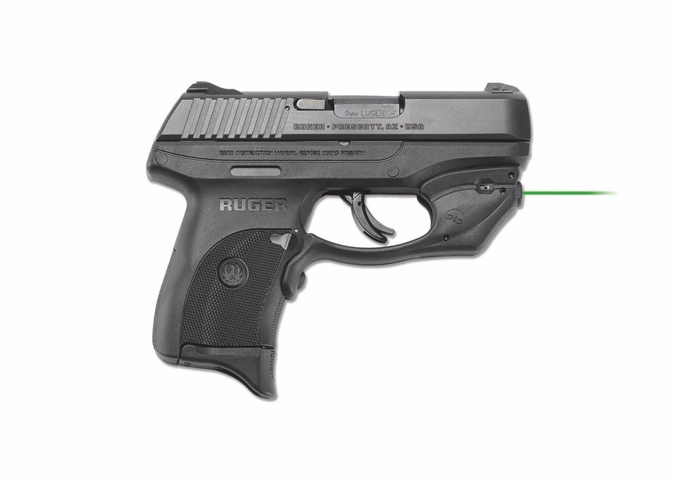 laser sight Ruger crimson trace