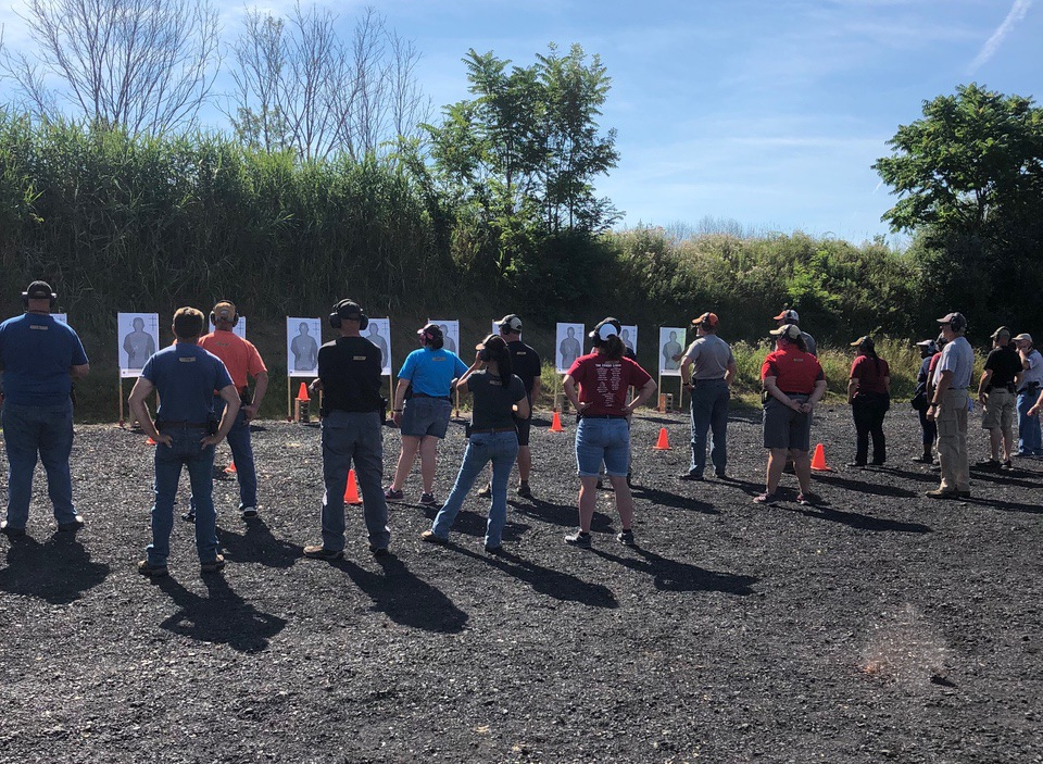 Training Class cerino firearms training