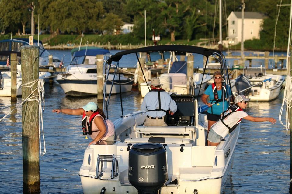 Boating Training BoatUS