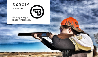 CZ SCTP Shotguns made for females Internal Page