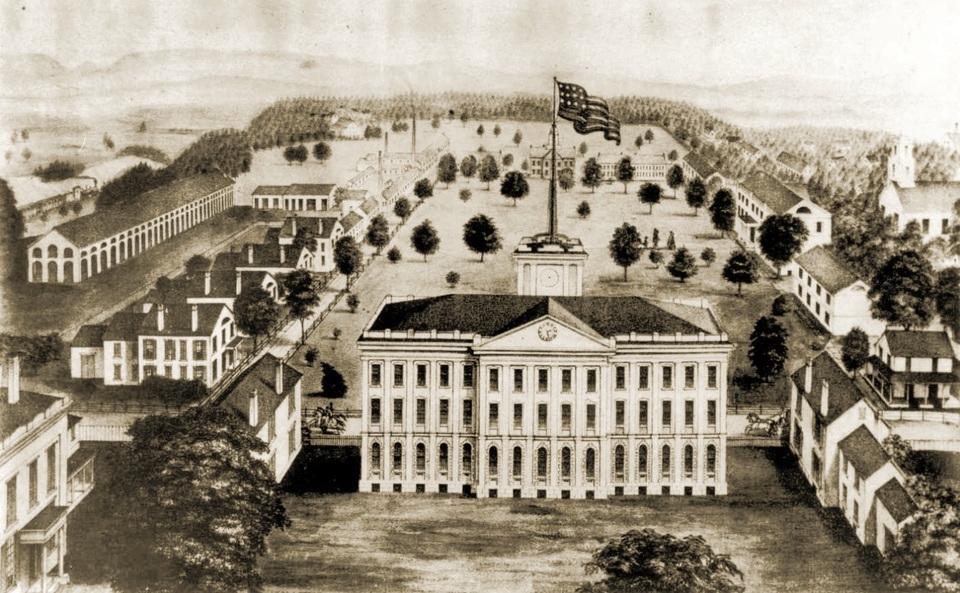 Springfield Armory 1850 NPS
