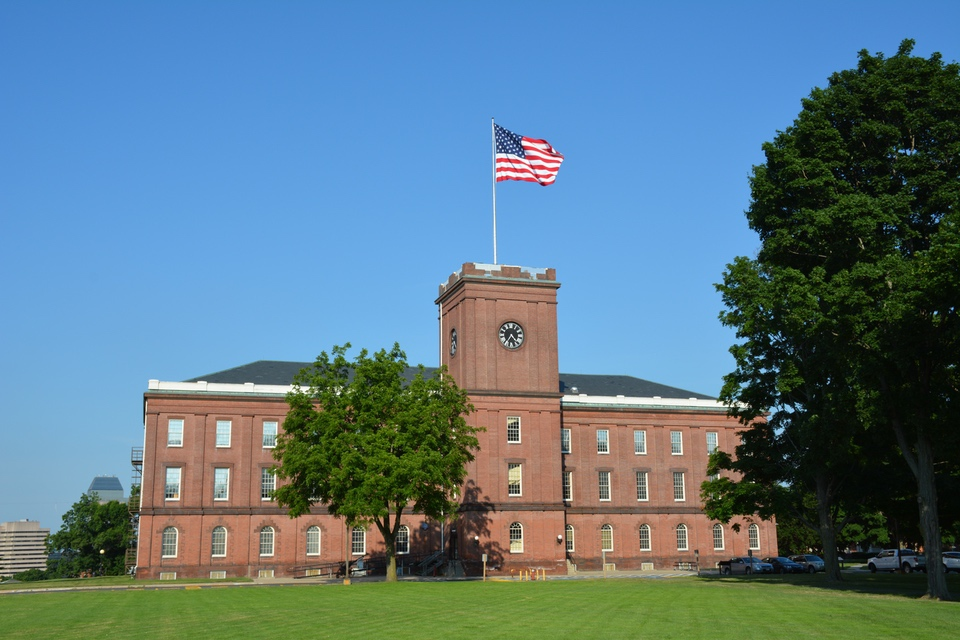 Springfield Armory Nation Historic Site NPS