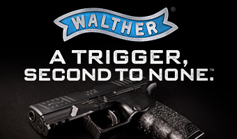 Walther Arms, a trigger second to none. Power forged in steel, for personal protections, concealed carry, sport shooting and more.