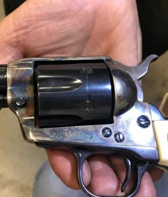 gun finish feature