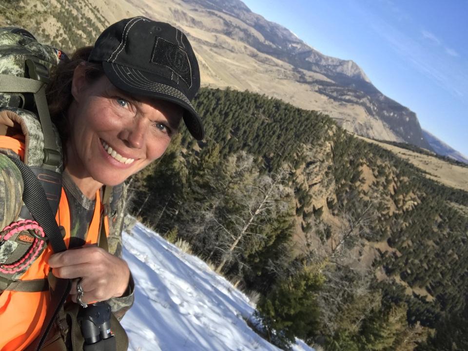 Karen Butler Quest for elk