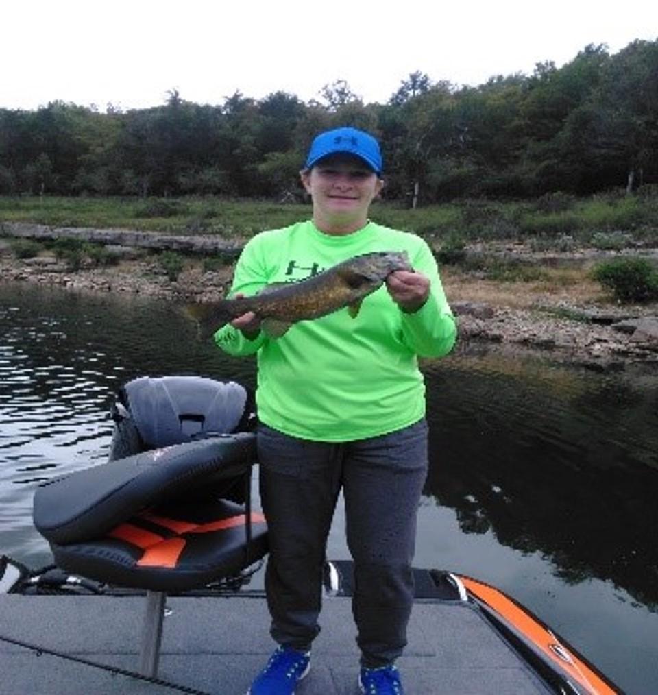 LBAA Daisey Brumley Co-Angler