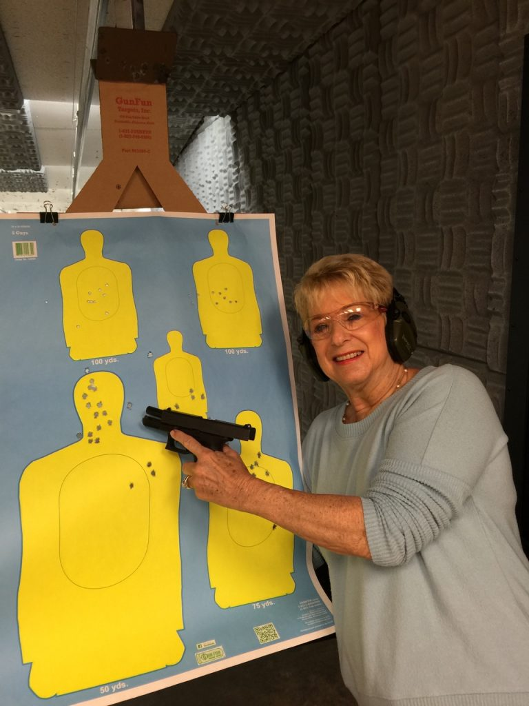 Nancy Friedman GLOCK