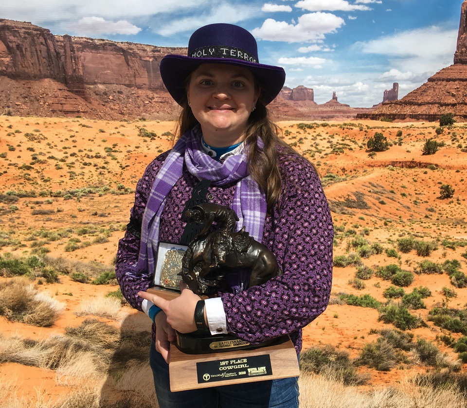 Team Ruger Takes Top Cowgirl Spot at 2019 Winter Range SASS Event Randi Rogers