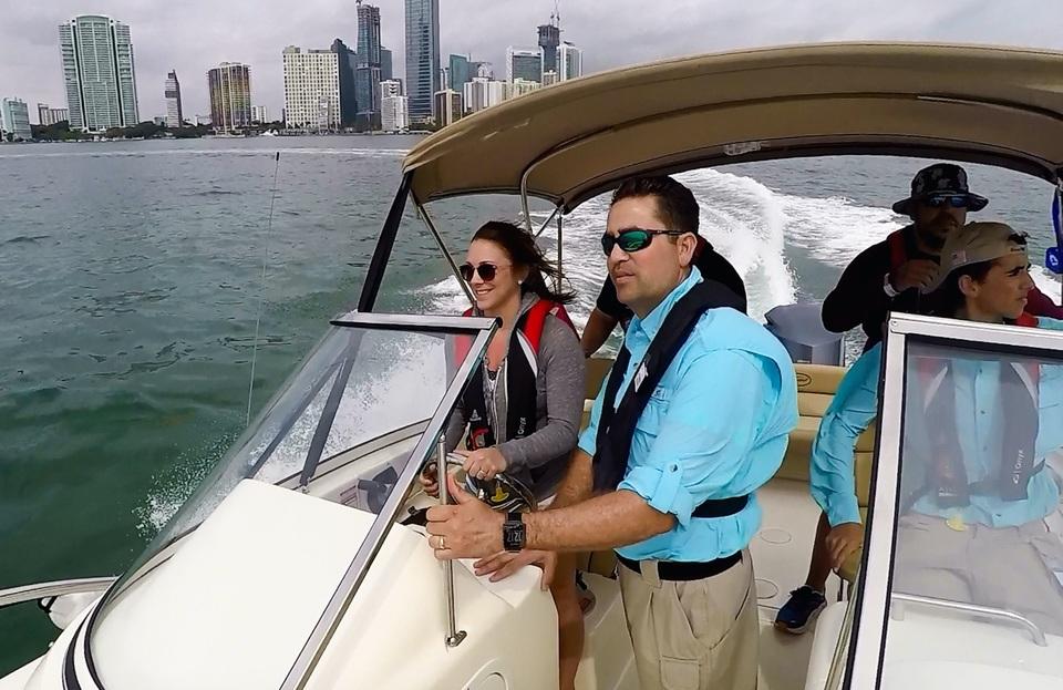boating course BoatUS Foundation