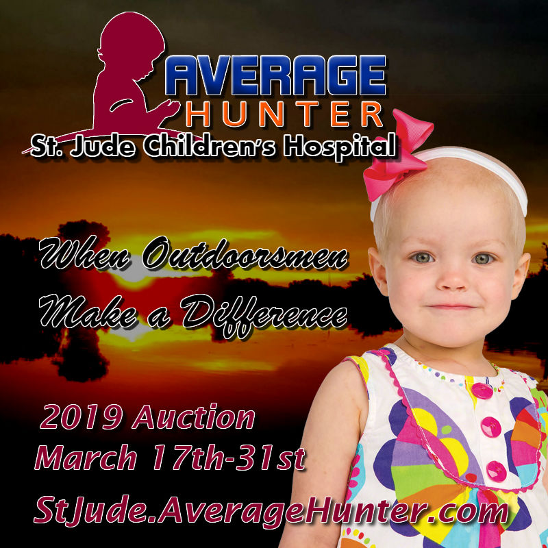 St. Jude Children's Hospital auction Average Hunter: Annual Auction