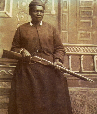 Stagecoach Mary Fields feature