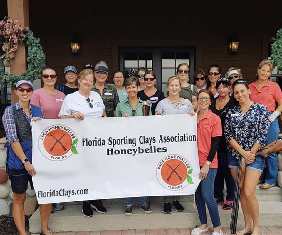 FSCA Honeybelles Florida Sporting Clays Association