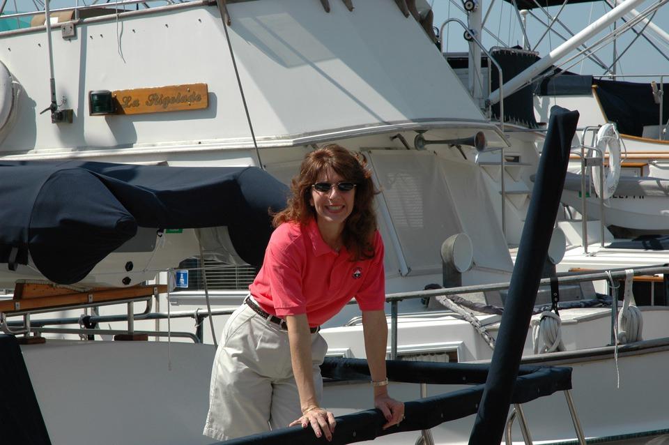 Barb Hansen boater Bucket List