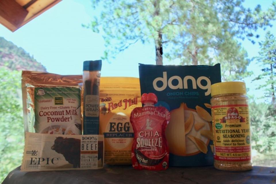 Weird Backpacking Food Ideas
