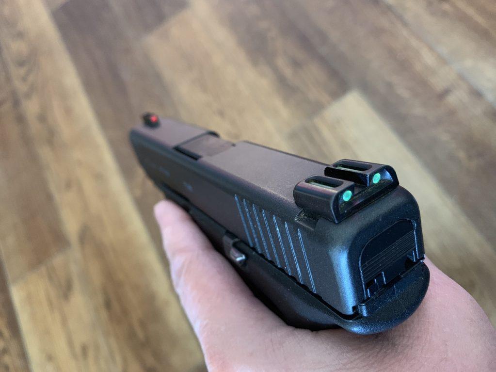 Fiber Optic Sights Tactical Gun Accessories