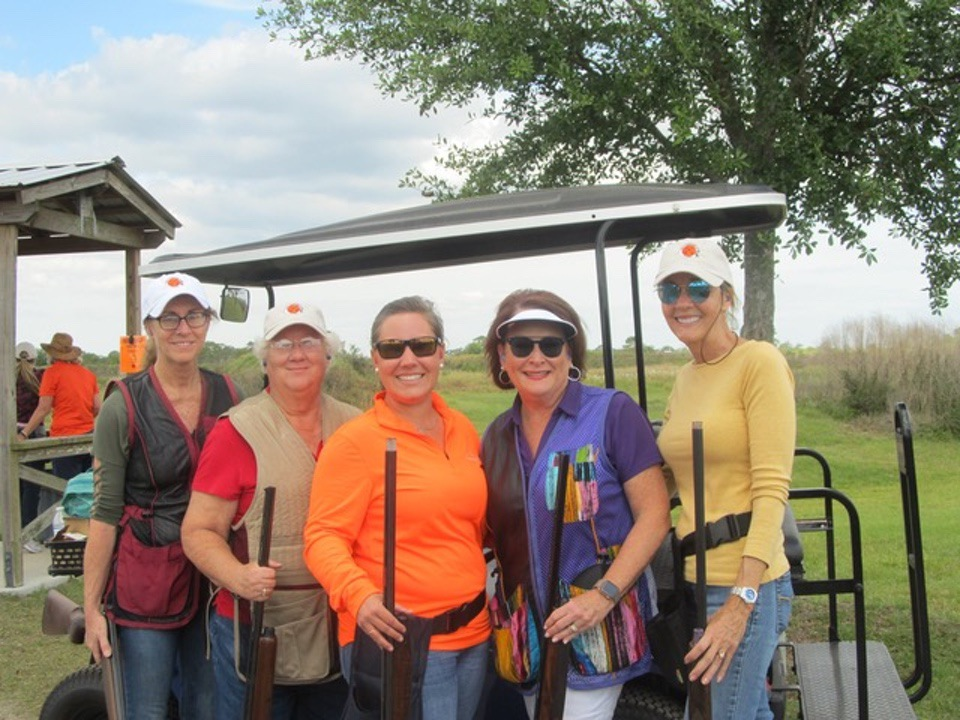 FSCA Honeybells Florida Sporting Clays Association
