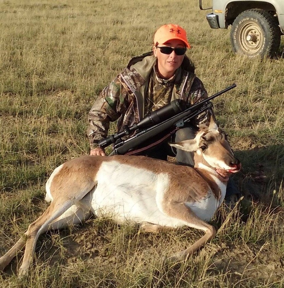 Jen Barcklay antelope