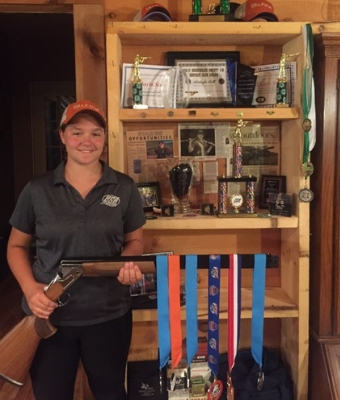 Makayla Shooting sports feature