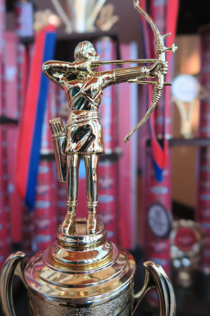 Nasp girls trophy