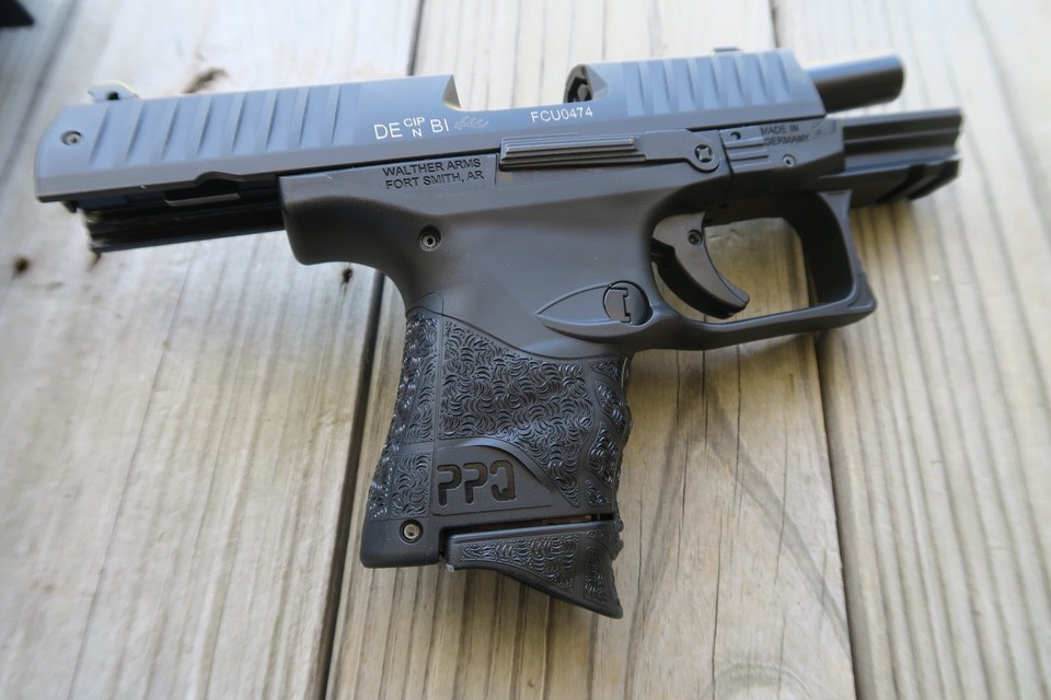 Walther PPQ SC review