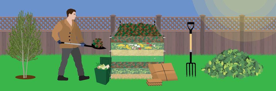 home-compostin