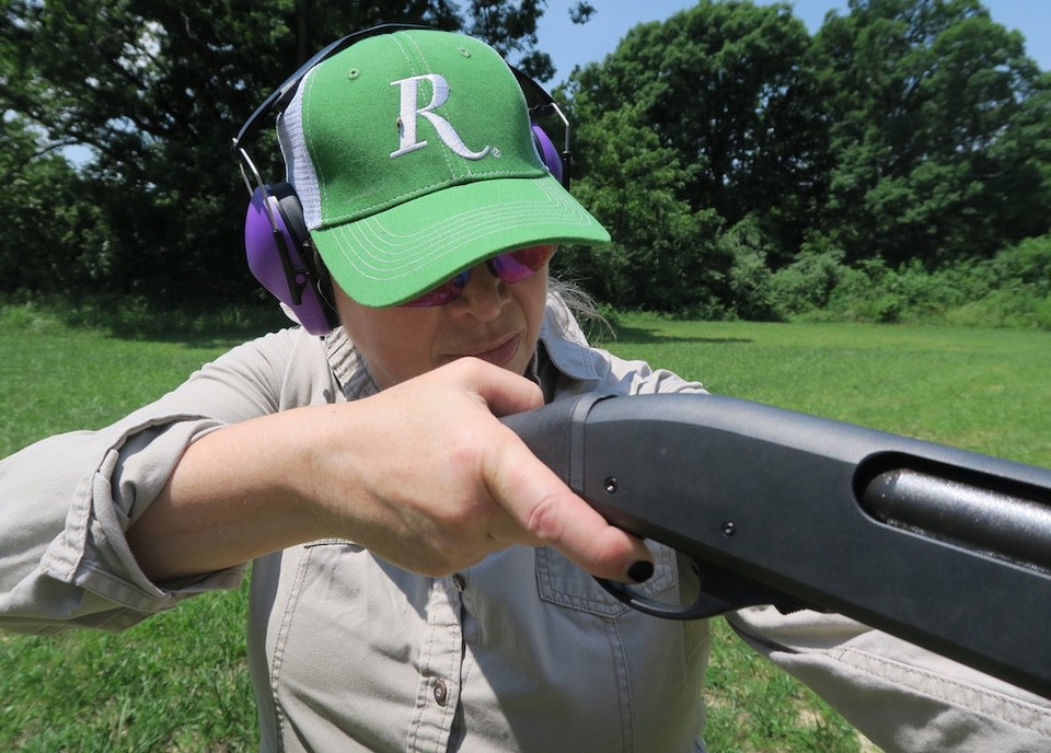Barb Pro For Sho muffs hearing protection for shooting