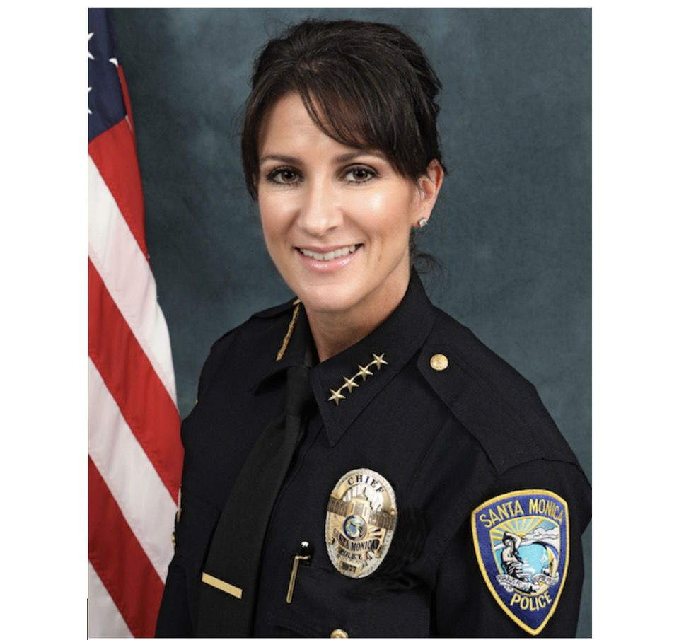 Cynthia Renaud, Santa Monica Chief of Police 511 5.11 DAYS Quiet Warrior