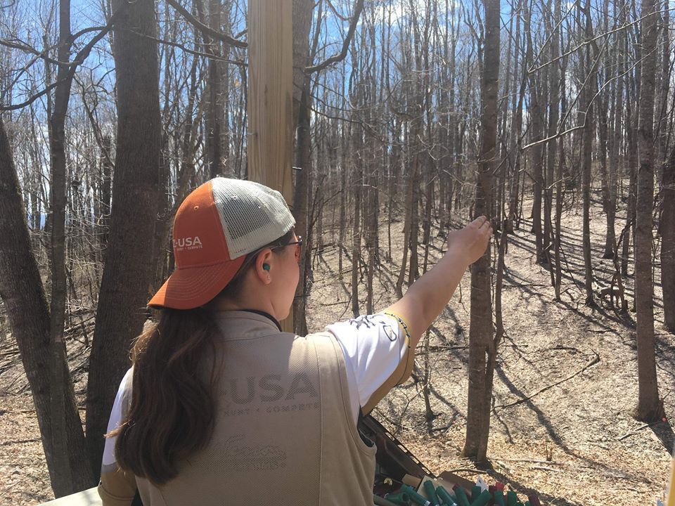 Makayla Scott Sporting Clays mental machine mental plan mental game