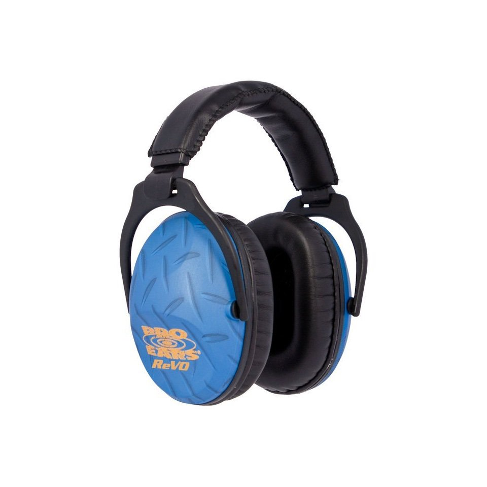 Pro Ears Revo Muffs for Kids  hearing protection for shooting