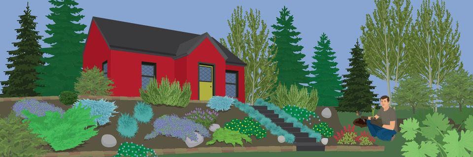 difficult garden styles Challenging Garden Styles