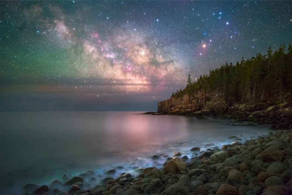 Acadia National Park Manish Mamtani National Park Foundation Photo Contest