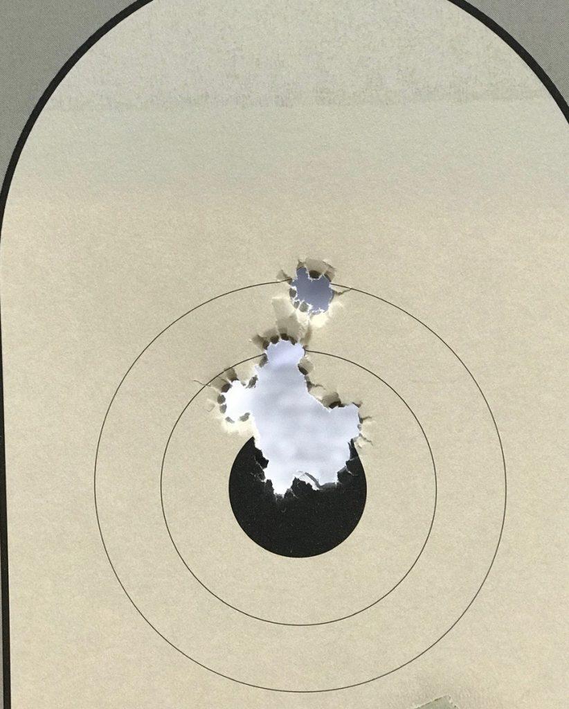 Glock 43X Target
