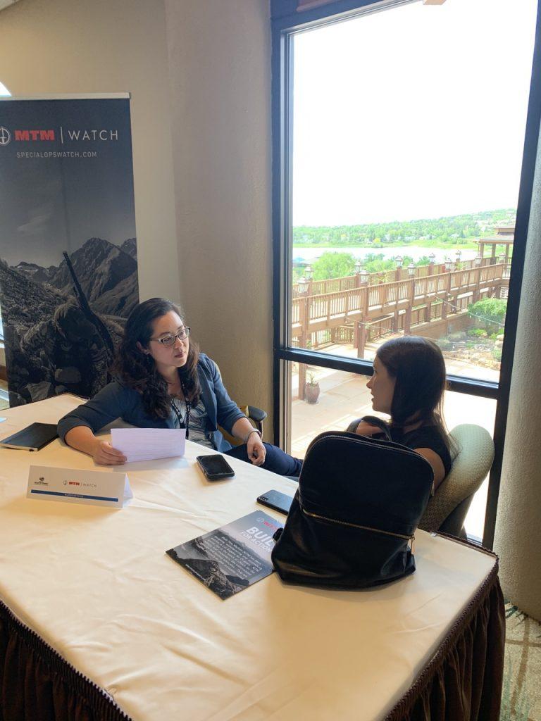 Interviewing Julia Landauer