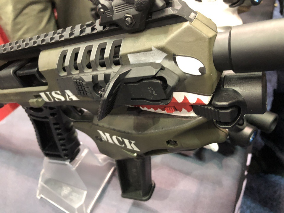 Micro conversion NRA AM
