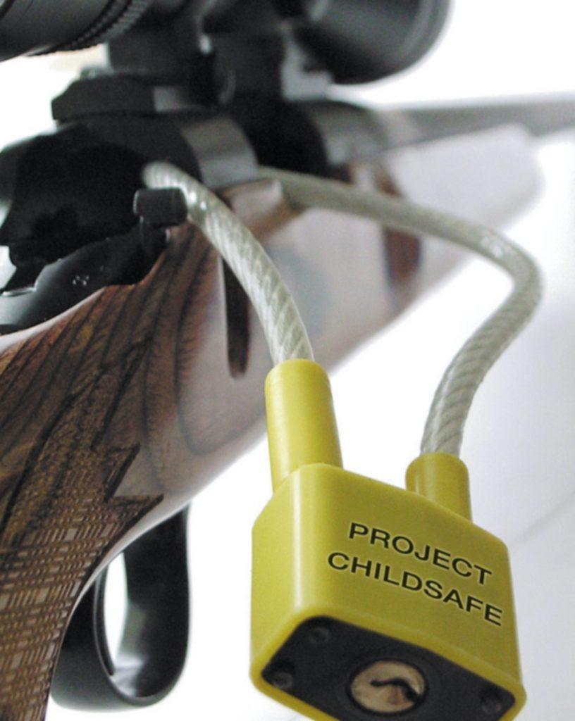 PCS Rifle Lock Firearms Safety PSA