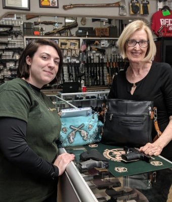 What women want in a concealed carry gun feature